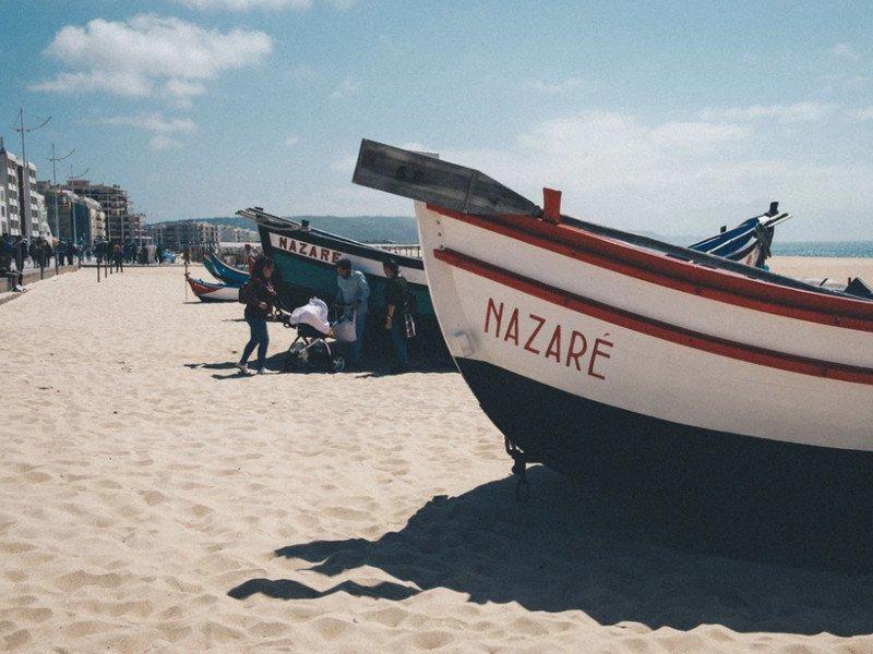 Boat Nazare
