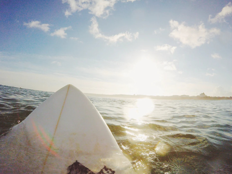 Peniche surfboard