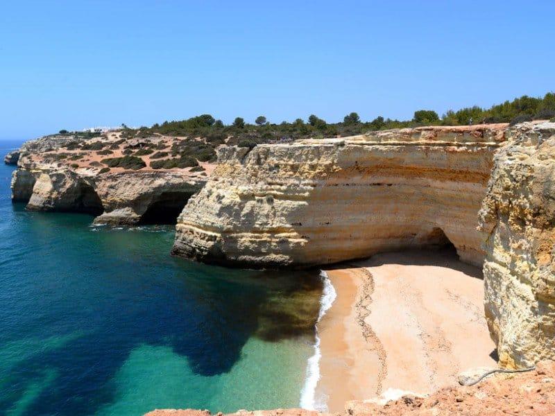 Algarve cove