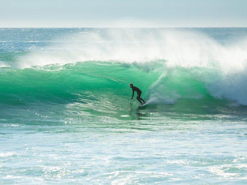 Arrifana surfer