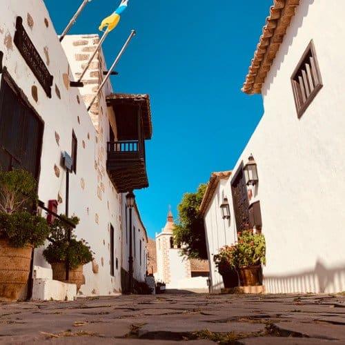 Betancuria town