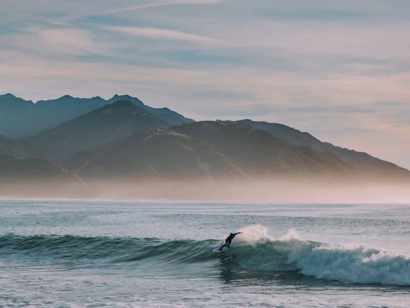 Kaikoura surfer
