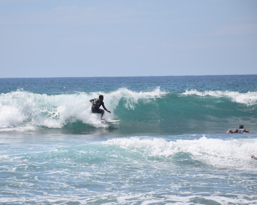 Midigama surf spots