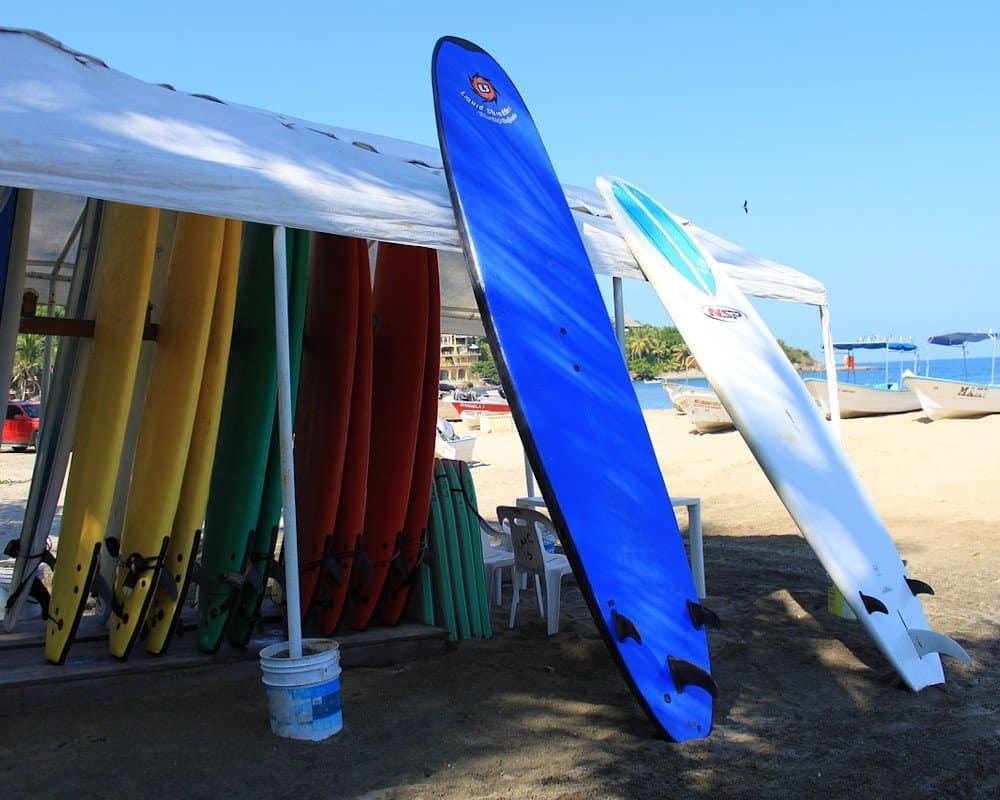 Sayulita surf shop