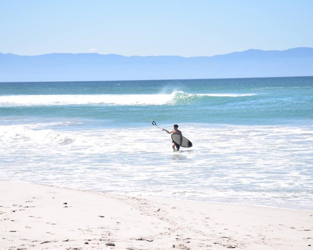 Surfing Mexico La Lancha