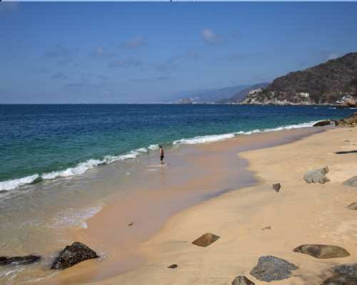 Beaches on Bahia de Banderas