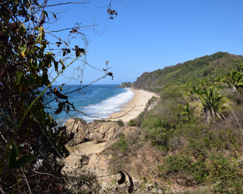 Hike to Sayulita