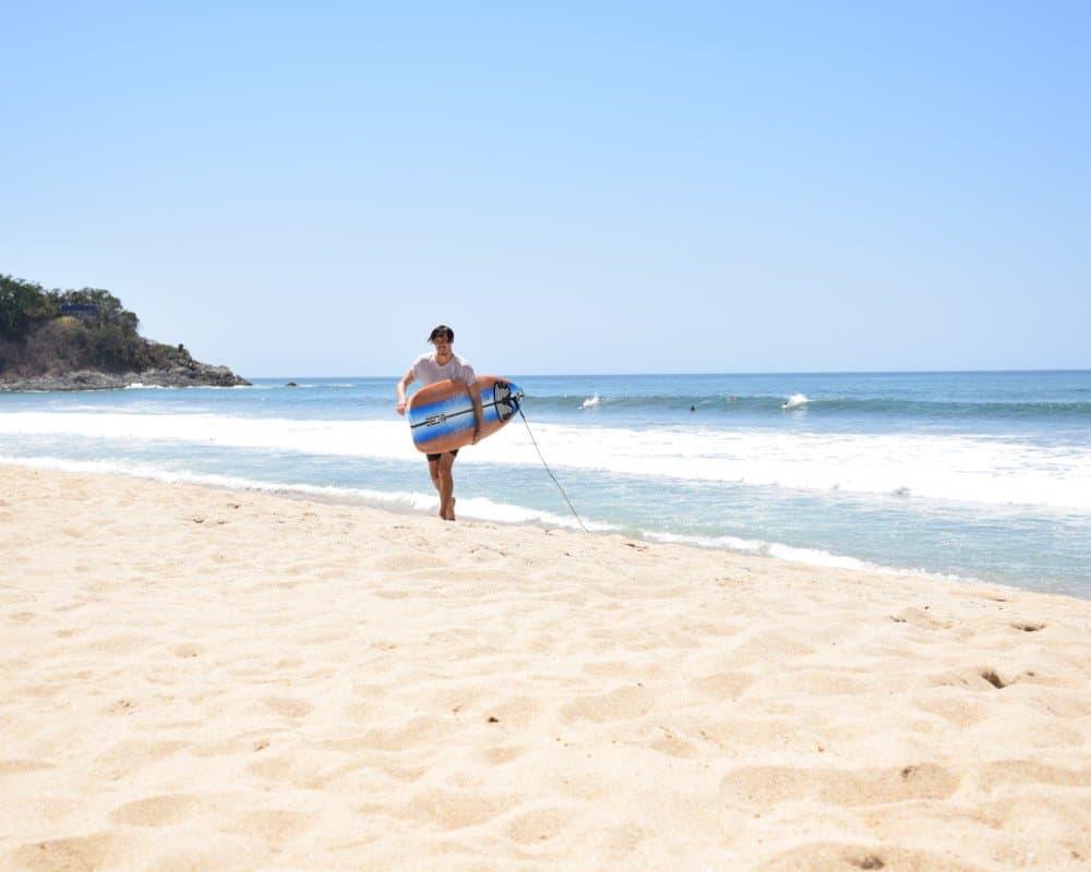 San Pancho surfboard