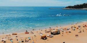 Albufeira beaches 1