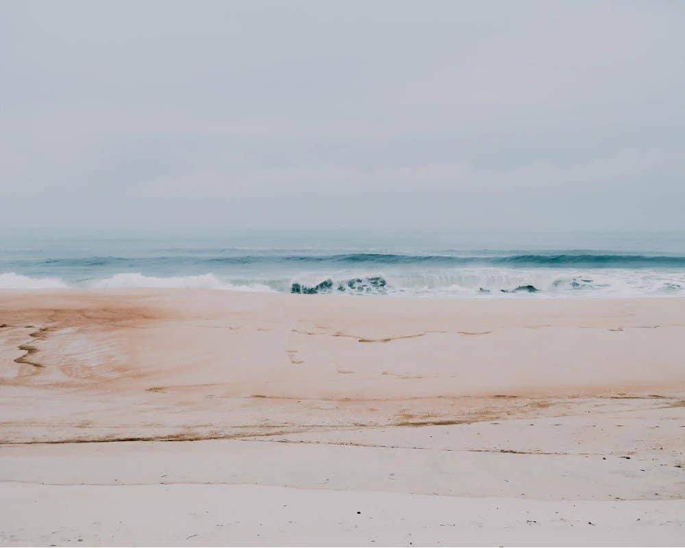 Costa Nova Beach surf