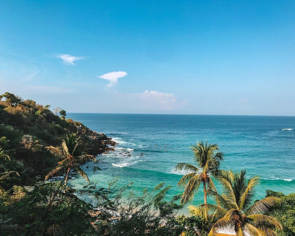 Puerto Escondido surf