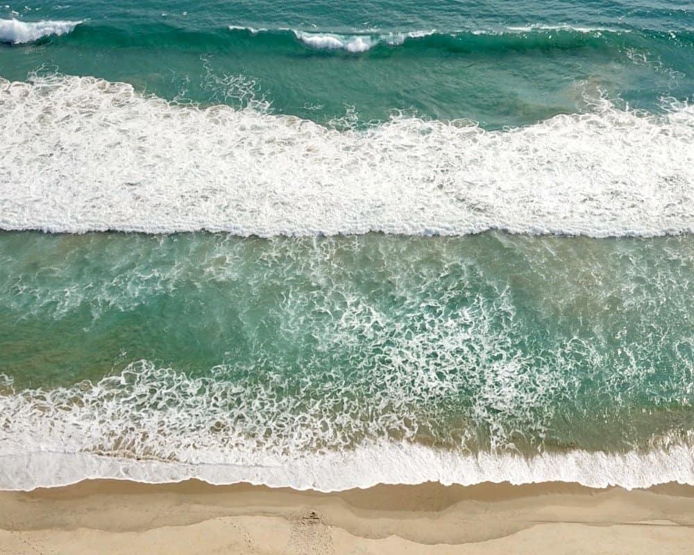 Puerto Escondido waves
