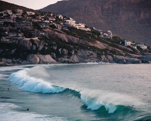 Cape Town surf