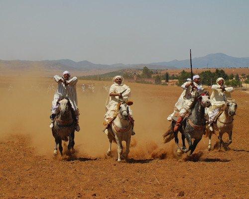 Horse Riding Morocco