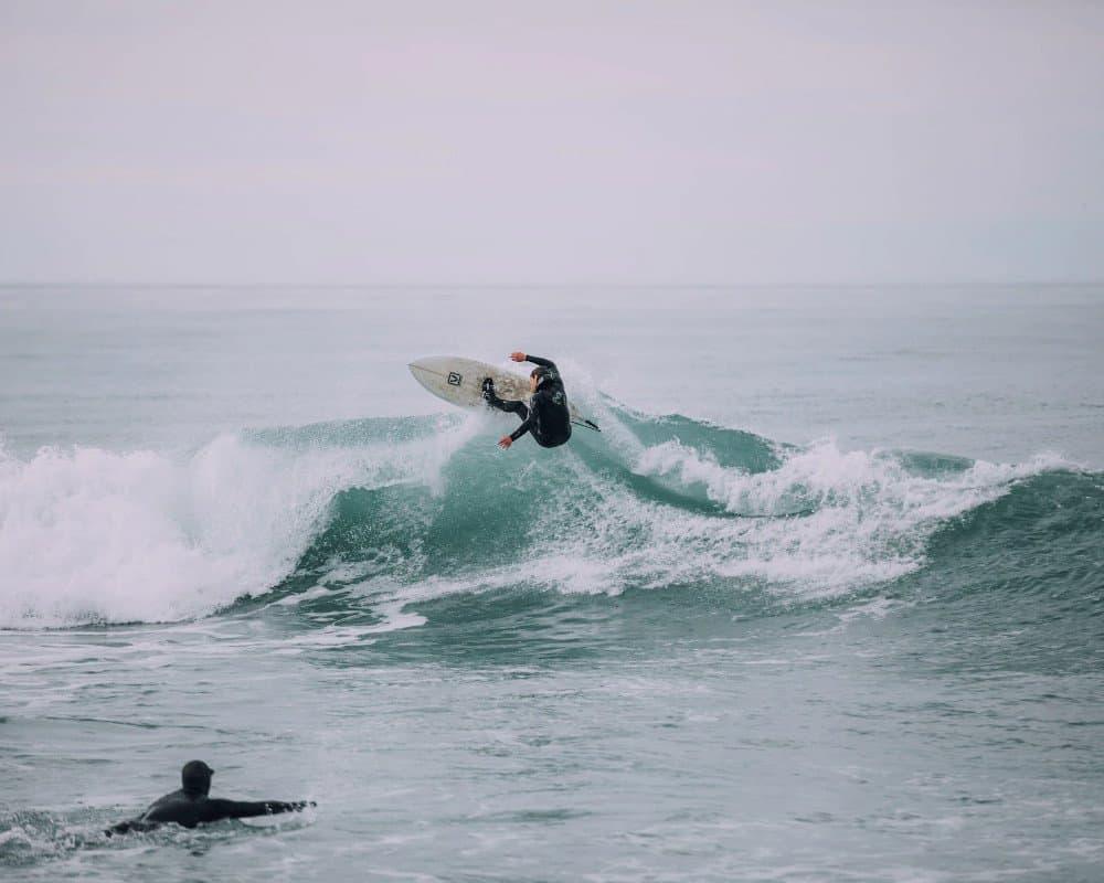 Kaikoura surf break