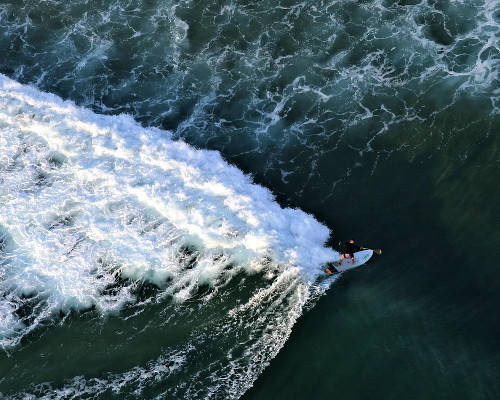 Mozambique surf
