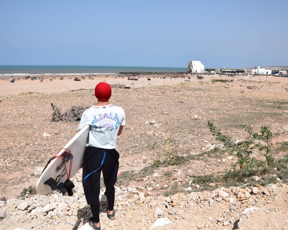 Sidi Kaouki surf