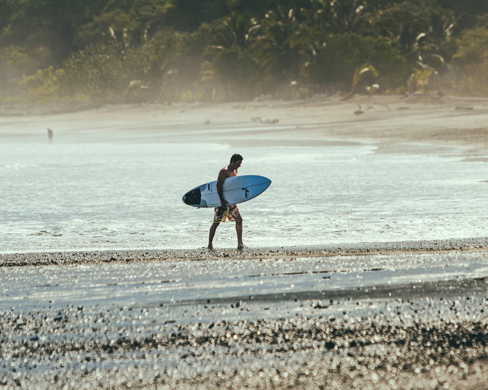 Central America surf is some of the world's best - home to Costa Rica, Nicaragua, Panama, and breaks on the Pacific and Caribbean.
