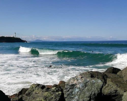 Anglet waves