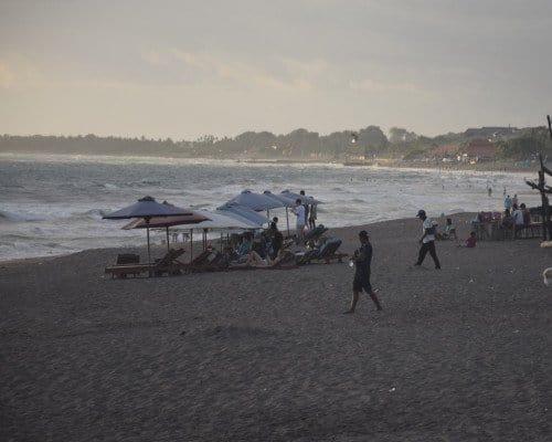Batu Belig Beachfront