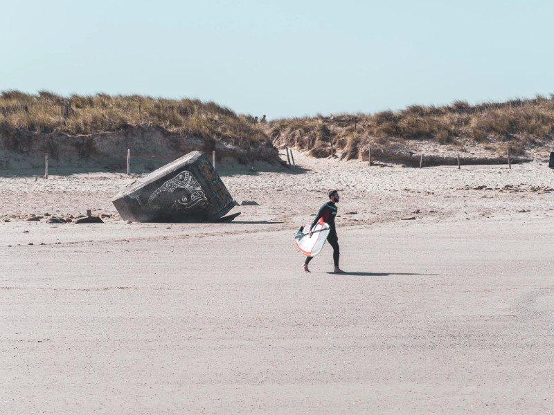 La Torche surf