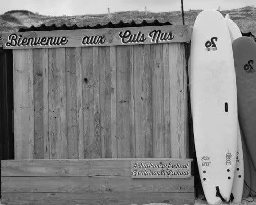 Les Clus surf spot