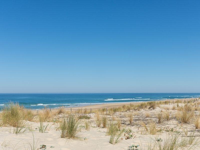 Biscarrosse surf spots
