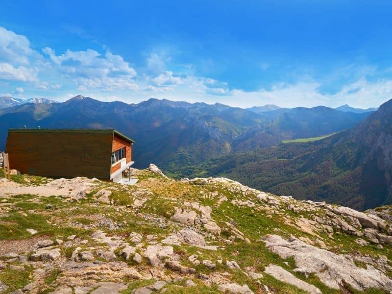 Cantabria mountains