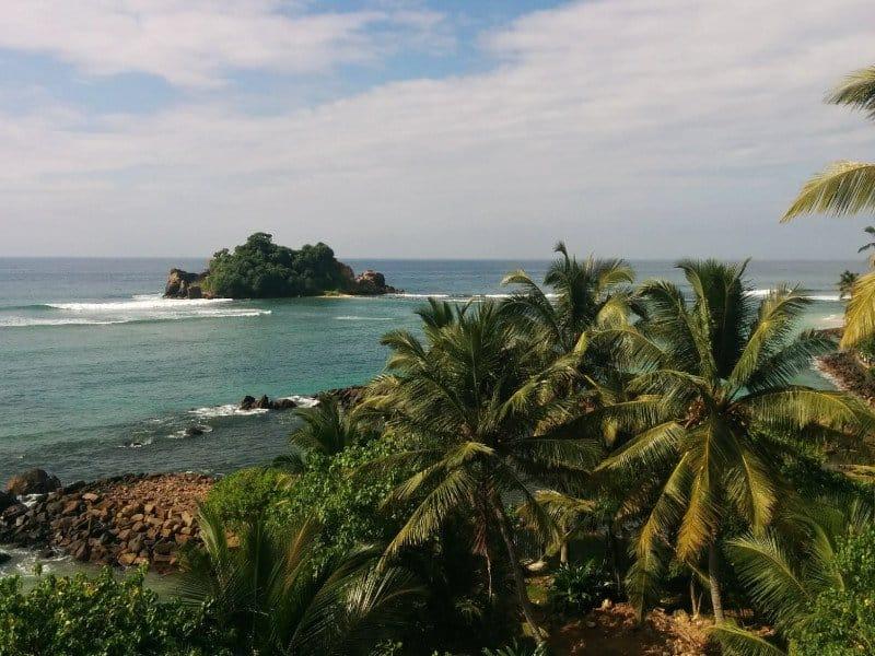 Mirissa view