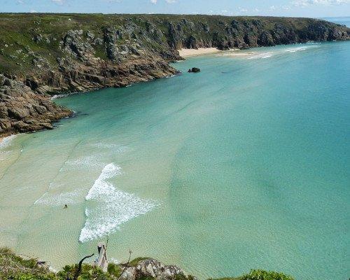 South Cornwall waves