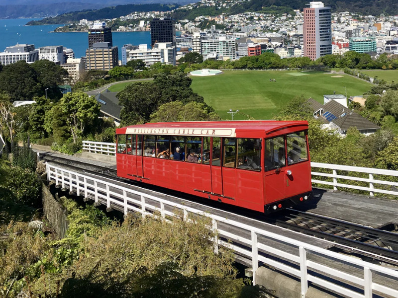 Wellington trams