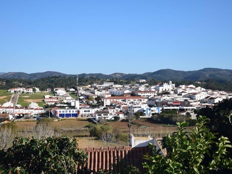 Aljezur new town