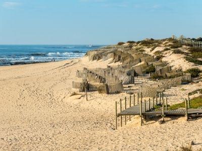 Espinho beach shot