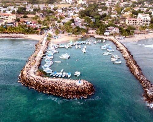 Punta Mita surf spots