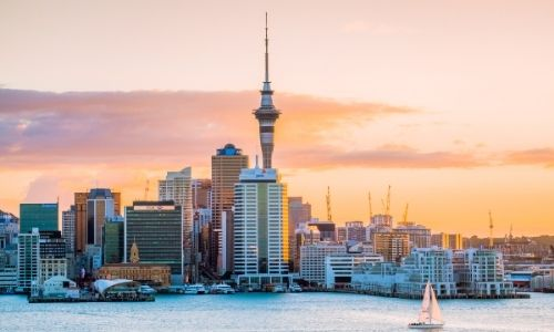 Auckland surf guide