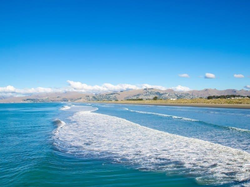 Christchurch surf