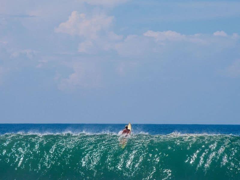 Oaxaca surf spots