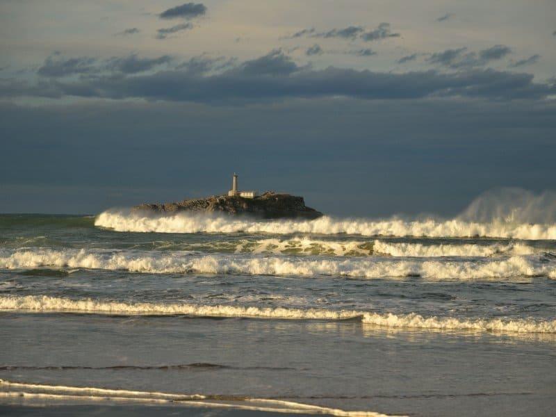 Santander surf spots
