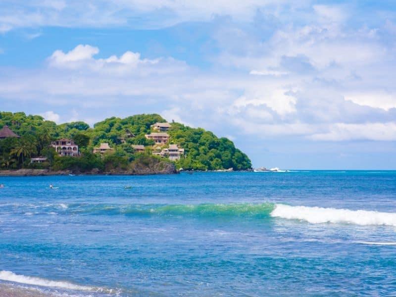 Sayulita surf spots