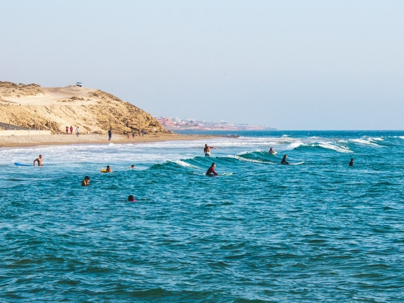 Agadir surf