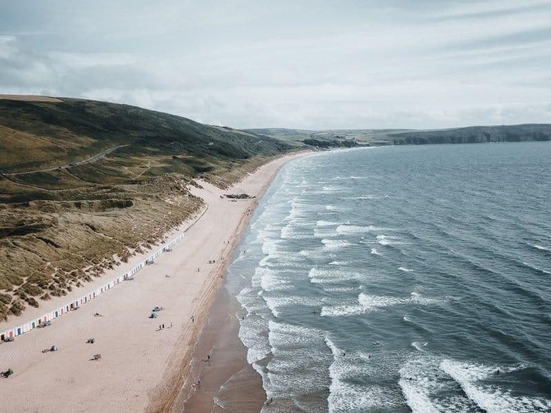 Devon surf