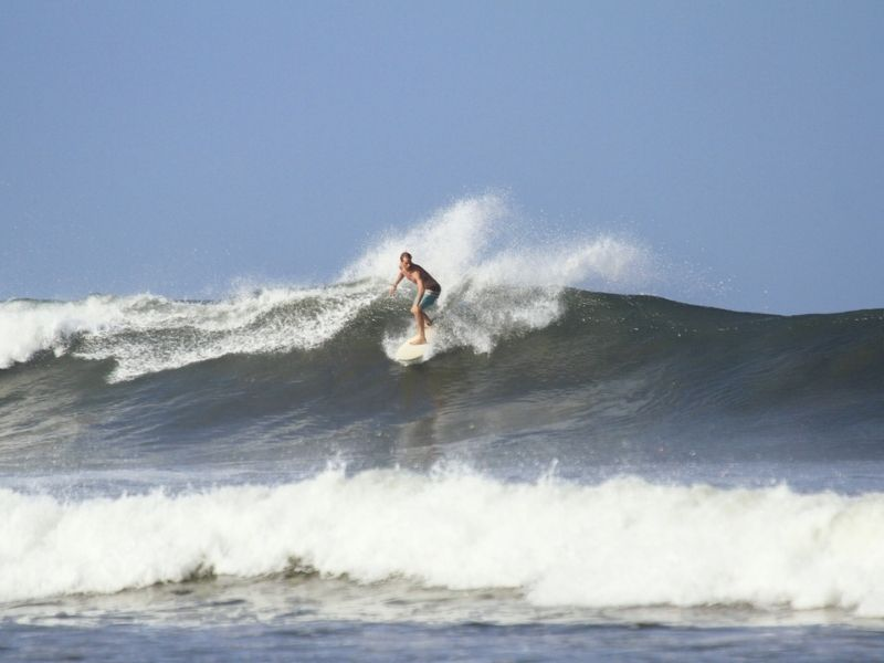 Nosara surf