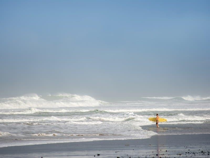 Santa Teresa surf