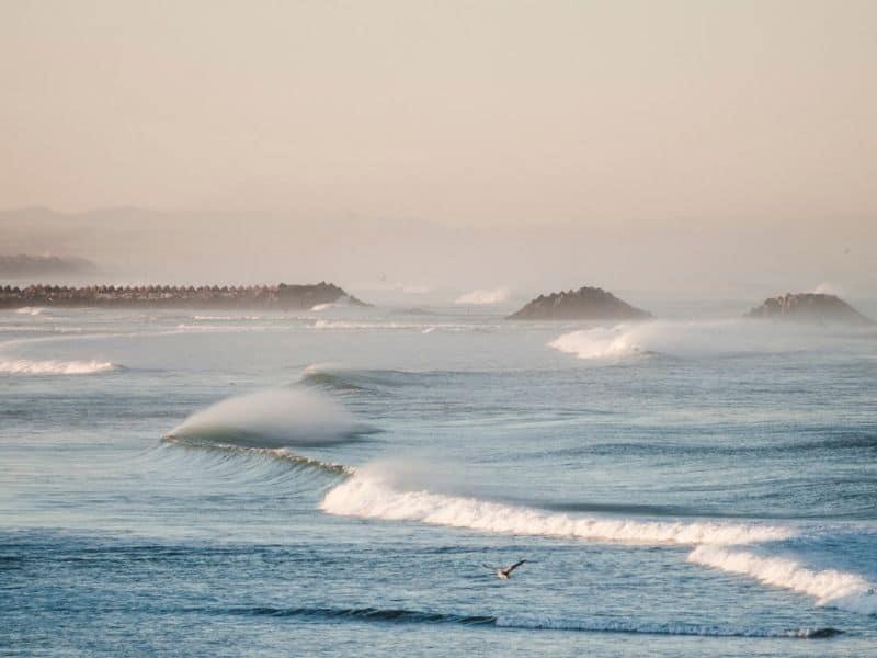 Waves in Agadir