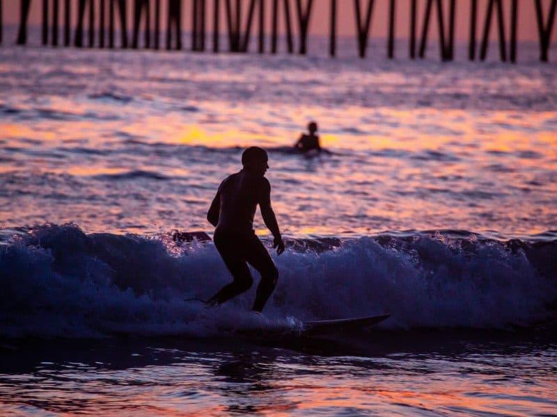 San Clemente surf