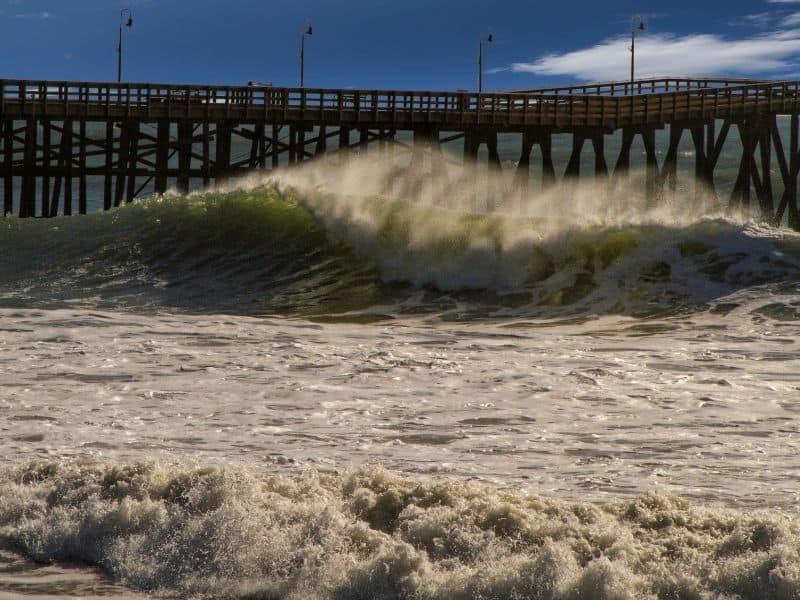 Winter Swells in Ventura