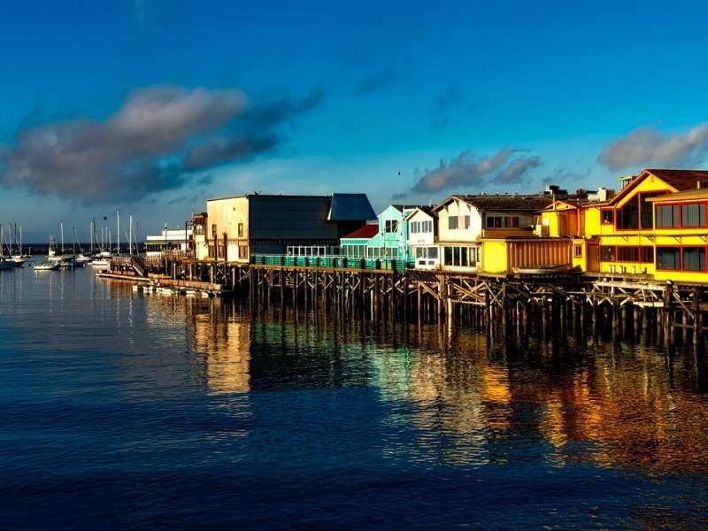 Monterey town