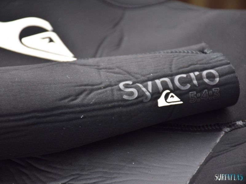 Quiksilver Synro - one of the best wetsuits for kids