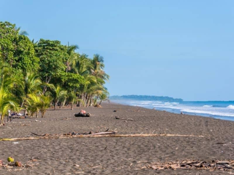Playa Hermosa surf