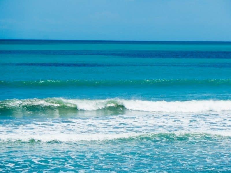 Waves in Seminyak